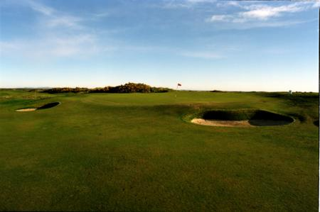 St Andrews New Links 13th