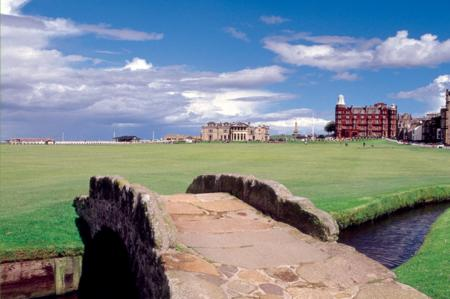 St Andrews  Old Links 18th